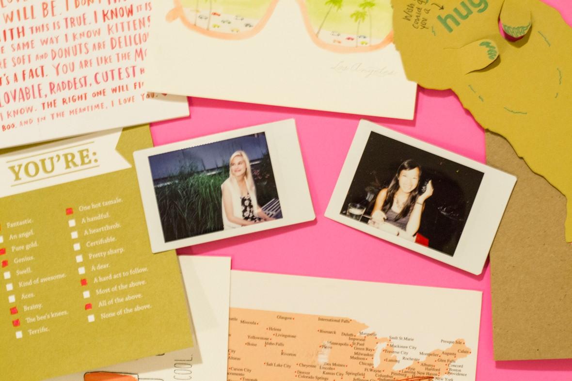 2 - Maddie & Amanda